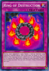 Ring of Destruction - SDKS-EN033 - Common - 1st Edition