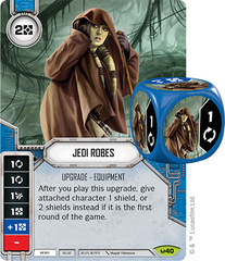 Jedi Robes (Sold with matching Die)