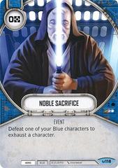 Noble Sacrifice