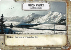 Frozen Wastes - Starkiller Base