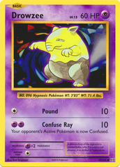 Drowzee - 49/108 - Common