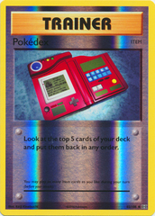 Pokedex - 82/108 - Uncommon - Reverse Holo