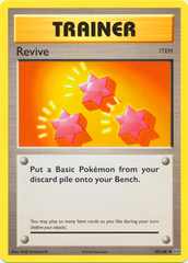 Revive - 85/108 - Uncommon