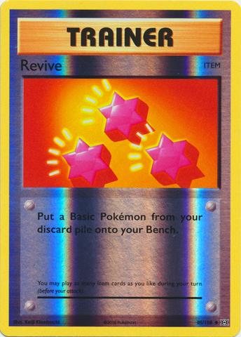 Revive - 85/108 - Uncommon - Reverse Holo