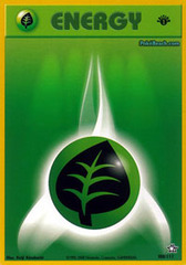 Grass Energy - 108/111 - Common - 1st Edition