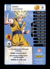 Goku - Courageous - S3