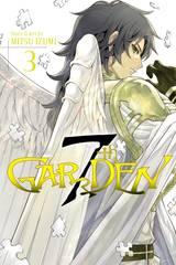 7th Garden Graphic Novel Vol 03 (Mature Readers)
