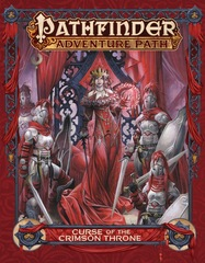 Pathfinder Adventure Path: Curse of the Crimson Throne Anniversary Edition