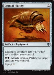 Cranial Plating on Channel Fireball