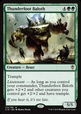 Thunderfoot Baloth