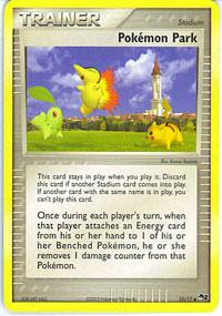 Pokemon Park - 10 - Uncommon