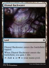 Dismal Backwater on Channel Fireball