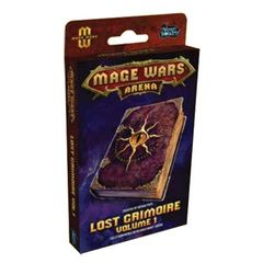 Mage Wars Arena: Lost Grimoire - Volume 1
