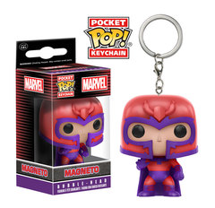 Pocket Pop Keychain: Marvel - X-Men Magneto