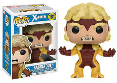 Funko POP -  Marvel 181: Classic  X-Men - Sabretooth