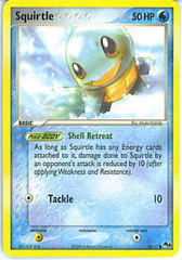 Squirtle - 14/17 - Common