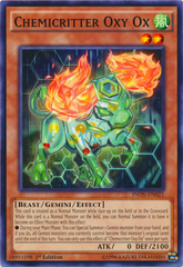 Chemicritter Oxy Ox - INOV-EN025 - Common - 1st Edition on Channel Fireball