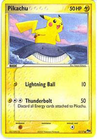 Pikachu - 12 - Common