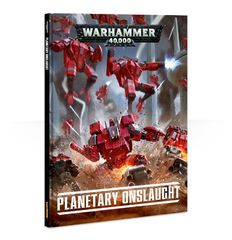 Planetary Onslaught (HB)