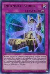 Dimension Sphinx - MVP1-EN023 - Ultra Rare - Unlimited Edition