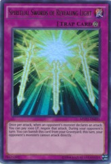 Spiritual Swords of Revealing Light - MVP1-EN031 - Ultra Rare - Unlimited Edition