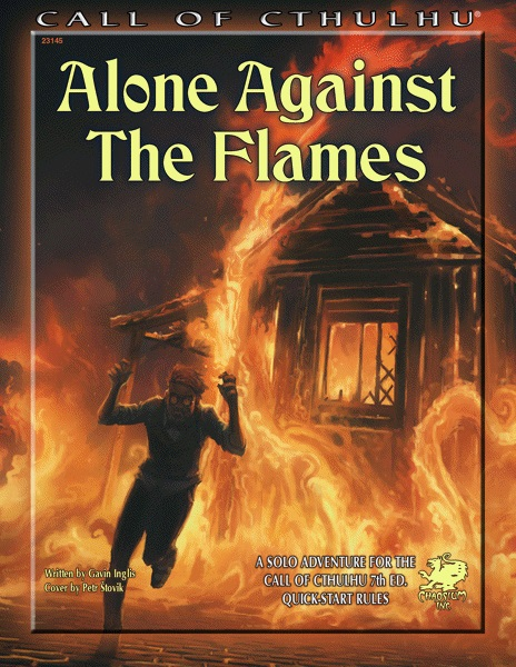 Call of Cthulhu: Alone Against the Flames