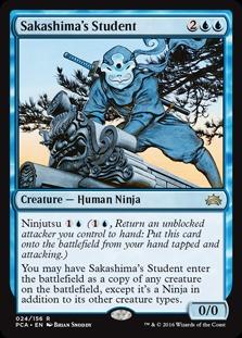 Sakashimas Student