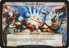 Planewide Disaster - Oversized
