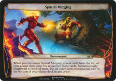 Spatial Merging - Oversized