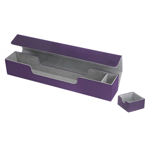Ultimate Guard FlipnTray Mat Case - Purple