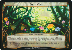 Eloren Wilds - Oversized on Channel Fireball