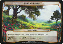 Fields of Summer - Oversized on Channel Fireball