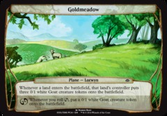 Goldmeadow - Oversized on Channel Fireball
