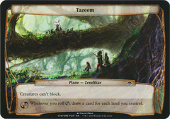 Tazeem (Planechase Anthology)