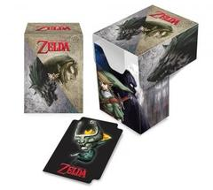 Ultra Pro - The Legend of Zelda: Twilight Princess Full-View Deck Box