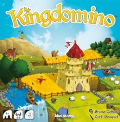 Kingdomino - Multilingue
