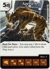 Agent X - Nijo Minamiyori (Card Only)