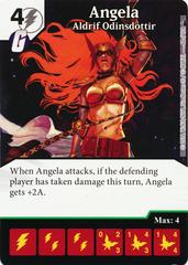 Angela - Aldrif Odinsdottir (Die & Card Combo)