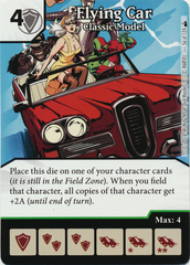 Flying Car - Classic Model (Foil) (Card Only)