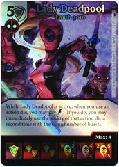Lady Deadpool - Earth-3010 (Foil) (Die & Card Combo)