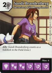 Sandi Brandenberg - Secretary AND Receptionist (Die & Card Combo)