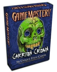 GameMastery: Carrion Crown Item Cards