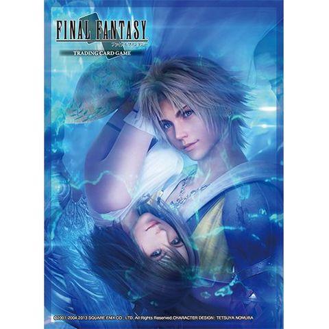 Final Fantasy Tcg: Final Fantasy X - Deck Protector Cardsleeves