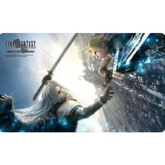 Final Fantasy Tcg: Final Fantasy Vii Advent Children - Playmat