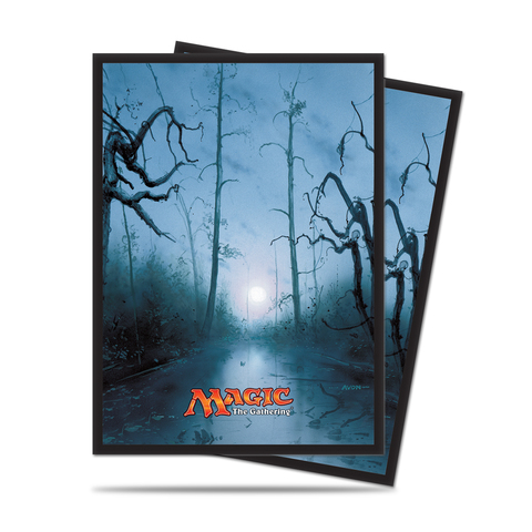 Ultra Pro - Magic the Gathering: Mana Series 5 Swamp Deck Protector Sleeves