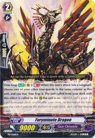 Furyminute Dragon - PR/0268EN - PR