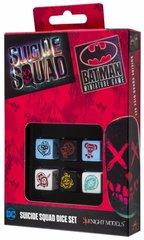 Batman Miniature Game - D6 Suicide Squad Set (6)