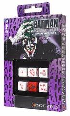 Batman Miniature Game - D6 Joker Dice Set (6)