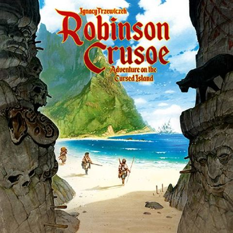 Robinson Crusoe: Adventures on the Cursed Island (2nd Edition)