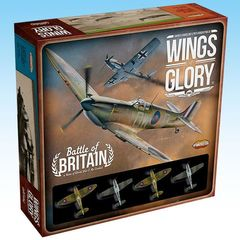 Wings Of Glory Ww2 - Battle Of Britain Starter Set